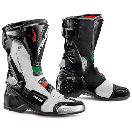 Falco Eso LX 2.1 Italy/schwarz/weiß Stiefel