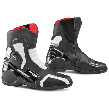Falco Axis 2.1 schwarz/weiß Stiefel