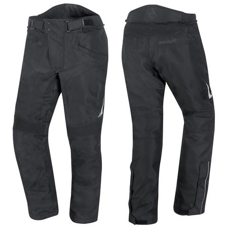 Treviso Textilhose schwarz