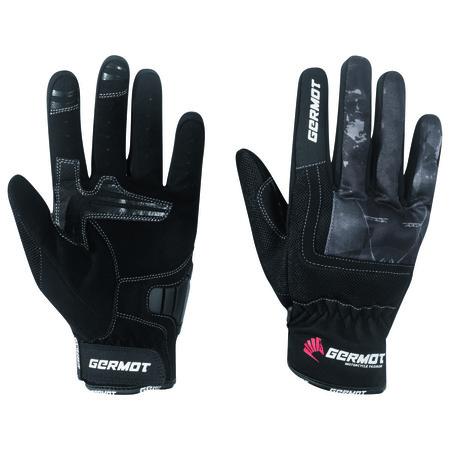 Handschuh FLINT schwarz/grau