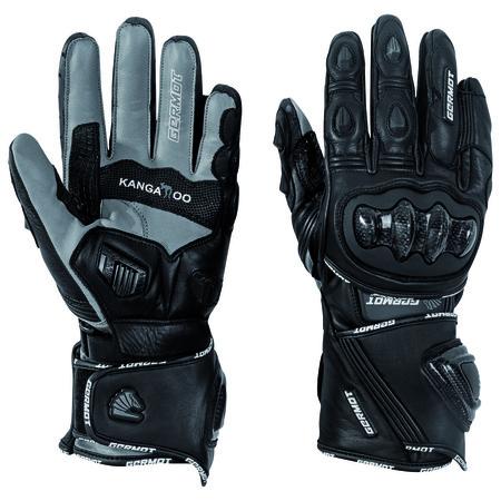 Handschuh HIGHSPEED schwarz-grau