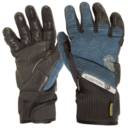 Trilobite Parado Handschuhe blau Herren
