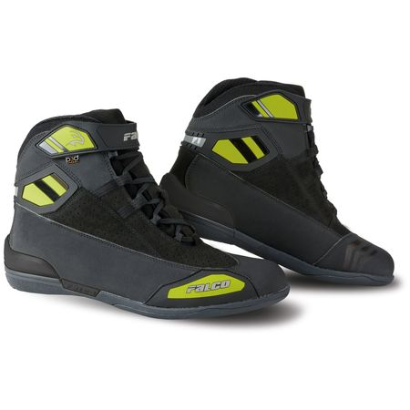 Falco Jackal WTR schwarz/gelb Fluo Stiefel